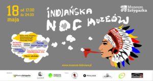 Indiańska Noc Muzeów
